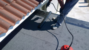Rubber Roofing Coating Prevent Roof Leaks