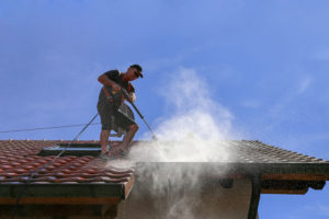 spring cleaning roof coaters