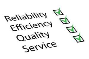 reliability efficiency quality service commercial roofing company