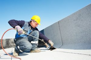 commercial roofing ultimate repairs flat